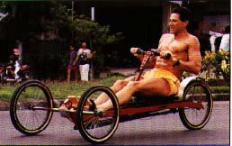 american rowing bike